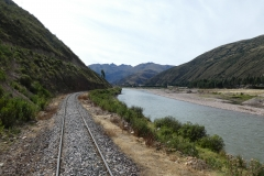 Belmond on the Andean valley