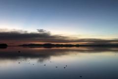 Sunrise at Titicaca
