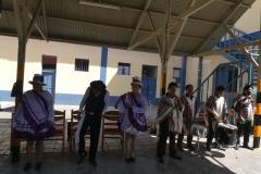 Peruvian Musician and Dancers